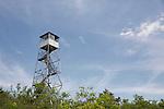 Poke-O-Moonshine firetower