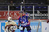 IJSHOCKEY: HEERENVEEN: 24-10-2015, IJsstadion Thialf, UNIS Flyers -Luik Bulldogs, uitslag 6-3, Marco Postma, ©foto Martin de Jong