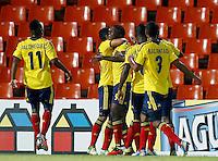 Colombia v.s. Uruguay 23-01-2013