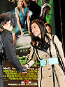 "Ryoko Shinohara, and Jay Chou, Jan 20 2011 : Taiwanese actor Jay Chou(L) and Japanese actress Ryoko Shinohara attend the Japan premiere for the film ""Green hornet"" in Tokyo, Japan, on January 20, 2011."