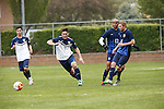 16mSOC Blue and White 079<br /> <br /> 16mSOC Blue and White<br /> <br /> May 6, 2016<br /> <br /> Photography by Aaron Cornia/BYU<br /> <br /> Copyright BYU Photo 2016<br /> All Rights Reserved<br /> photo@byu.edu  <br /> (801)422-7322