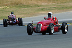 Maserati leads Alfa Romero