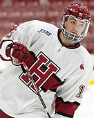 Ryan Donato (Harvard - 16) - The Harvard University Crimson defeated the visiting Boston College Eagles 5-2 on Friday, November 18, 2016, at the Bright-Landry Hockey Center in Boston, Massachusetts.