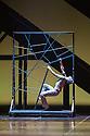London, UK. 15.04.2014. Eifman Ballet present RODIN at the London Coliseum, featuring Oleg Gabyshev (Rodin) and Lyubov Andreyeva (Camille). Photograph © Jane Hobson.