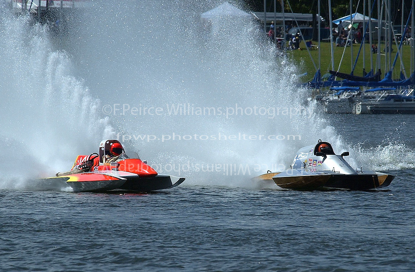Y-141 and Y-26.     (1 Litre MOD hydroplane(s)