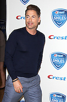 NEW YORK, NY- SEPTEMBER 26: Rob Lowe hosts Crest Healthier Smiles Project Launch at Innovation Loft in New York. September 26, 2016. Credit: RW/MediaPunch