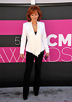 Reba McEntire at the Academy of Country Music Awards 2017 at the T-Mobile Arena, Las Vegas, NV, USA 02 April  2017<br /> Picture: Paul Smith/Featureflash/SilverHub 0208 004 5359 sales@silverhubmedia.com