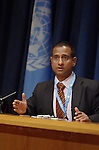 Ahmed Shaheed, Special Rapporteur on the situation of human rights in Iran.