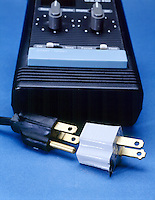 THREE PRONG PLUG &amp; ADAPTER<br />