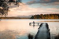 Hokitika Gorge, Lake Mahinapua, Kaniere, Ianthe, Harihari, Saltwater Lagoon Photos