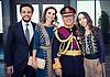 Queen Rania & Family Attend Arab Revolt Centennial