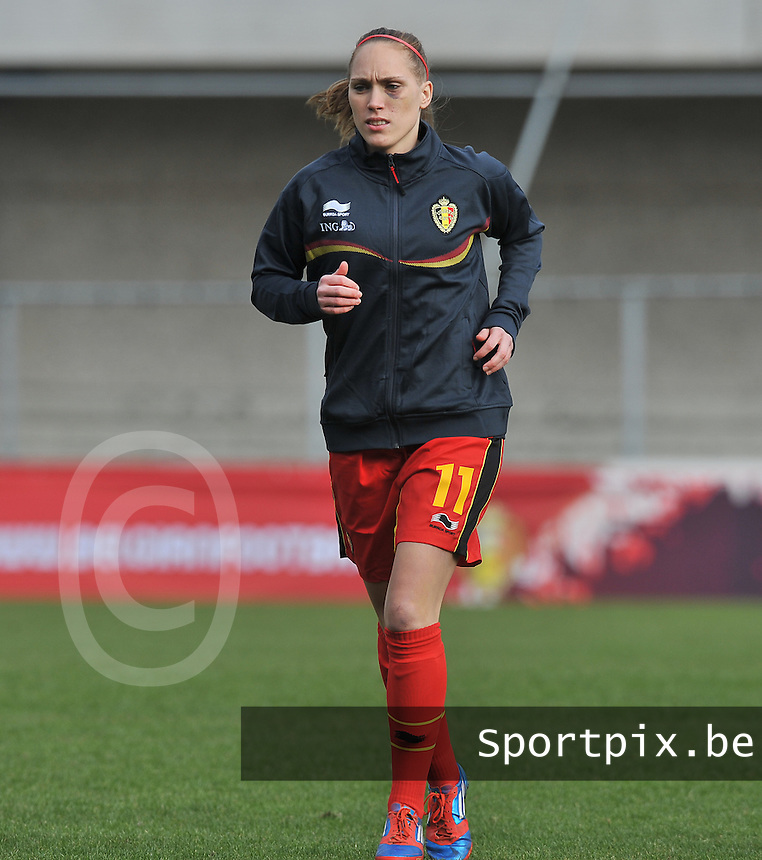 Belgium - The Netherlands : Janice Cayman.foto DAVID CATRY / Vrouwenteam.be