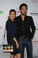 WEST HOLLYWOOD, CA - SEPTEMBER 09: Bellamy Young, Ed Weeks attends The Mindy Project 100th Episode Party at E.P. & L.P. on September 9, 2016 in West Hollywood, California. (Credit: Parisa Afsahi/MediaPunch).