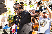 AUG 31 Puff Daddy's Pineapple Ciroc Launch Party at REHAB in Las Vegas, NV