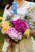 Annie's wedding day