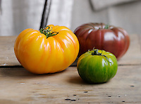 The Versatile Tomato