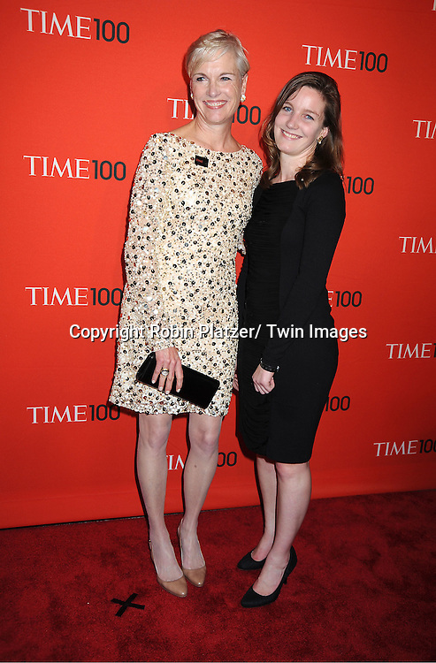 Cecile Richards Time Cecile Richards And Daughter
