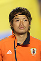 Keigo Higashi (JPN), March 14, 2012 - Football / Soccer : 2012 London Olympics Asian Qualifiers Final Round, Group C Match between U-23 Japan 2-0 U-23 Bahrain at National Stadium, Tokyo, Japan. (Photo by Daiju Kitamura/AFLO SPORT) [1045]