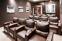 Layered Theater Seating