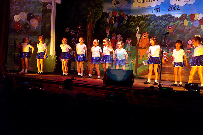 Kids in The Variety Show in Drogheda...Pic Newsfile