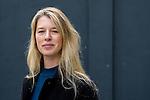 Nederland, Utrecht 25-10-2016 .   Jantine Messing , fotograaf. Foto: Gerard Til / Hollandse Hoogte