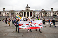 "15.10.2014 - ""No Privatization at the National Gallery"""