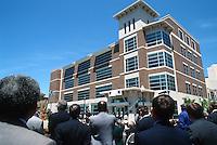 1997 May 08..Redevelopment.Tidewater Community College..TCC SCIENCE & ADMIN BUILDING.MASON ANDREWS BUILDING.RIBBON CUTTING CEREMONY...NEG#.NRHA#..