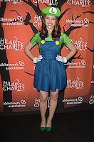 LOS ANGELES, CA - OCTOBER 15: Lauren Miller at Hilarity for Charity's 5th Annual Los Angeles Variety Show: Seth Rogen's Halloween at Hollywood Palladium on October 15, 2016 in Los Angeles, California. Credit: David Edwards/MediaPunch