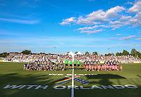 Washington Spirit vs Orlando Pride, June 18, 2016