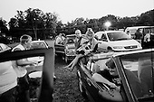 Wise, Virginia<br /> USA<br /> July 23, 2009<br /> <br /> Many people sleep overnight in their cars in hopes of entering the  Remote Area Medical (RAM) health clinic at the Wise County Fairgrounds when the gates open at 5.30AM. The free clinic, which lasts 2-1/2 days, is the largest of its kind in the nation, providing medical, dental and vision services from more than 1,700 medical volunteers that will treat some 4,000 patients. For many residents of this Appalachian area the RAM clinic serves as the only medical care they may receive each year.