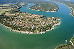 Austin, TX - Lake Travis Aerial