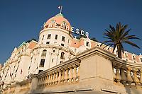 Europe/France/06/Alpes-Maritimes/Nice: Hôtel Le Négresco