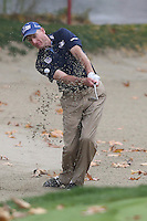 12/02/12 Thousand Oaks, CA: Jim Furyk during the final round of the 2012 World Challenge presented by Northwestern Mutual by 3 strokes over Keegan Bradley . Held at the Sherwood Country Club.