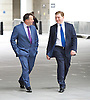 General election: Arron Banks (left) to stand against former Ukip MP Douglas Carswell in Clacton<br />