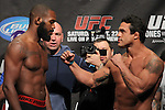 September 21, 2012: UFC 152 Weigh-Ins