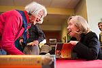 Doris Kearns Goodwin visits Main Street Cafe & Bookstore