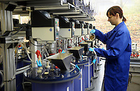 2012 Einblick @ Deutsches Biomasseforschungszentrum DBFZ