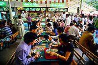 Lau Pa Sat Festival Market,  Singapore