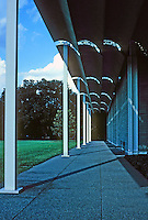 Renzo Piano: The Menil Collection, Houston. Louvres for detail.