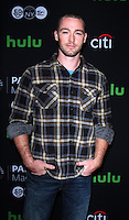 NEW YORK, NY-October 17:Jake McLaughlin at PaleyFest New York presents Quantico at the Paley Center for Media in New York.October 17, 2016. Credit:RW/MediaPunch
