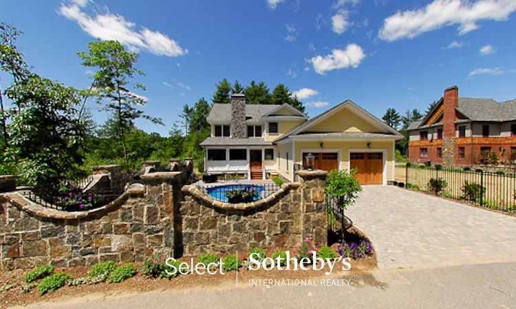 Oak Ridge, Saratoga Springs NY.  offered for sale by Select Sotheby's International Realty. [http://www.selectsothebysrealty.com]