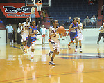 Ole Miss'Valencia McFarland (3) vs. West Georgia in women's college basketball action in Oxford, Miss. on Thursday, November 4, 2010.