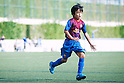 Takefusa Kubo (Barcelona Alevines C), OCTOBER 22, 2011 - Football / Soccer : FC Barcelona Alevines C match at La Ciutat Esportiva Joan Gamper in Sant Joan Despi, Barcelona, Spain. (Photo by D.Nakashima/AFLO) [2336]