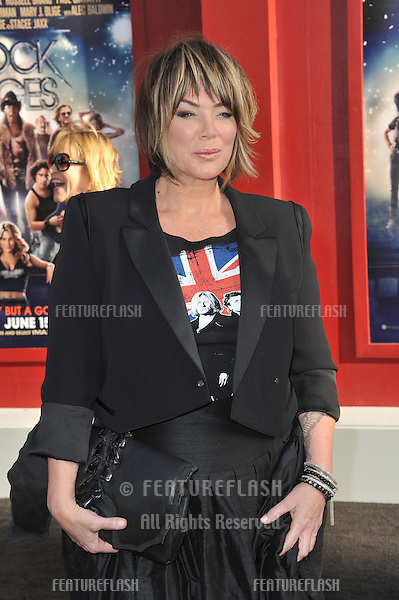 "Mia Michaels at the world premiere of ""Rock of Ages"" at Grauman's Chinese Theatre, Hollywood..June 9, 2012  Los Angeles, CA.Picture: Paul Smith / Featureflash"