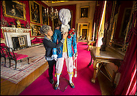 Notorious Dandy returns to Blenheim Palace.