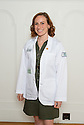 Tabatha Ford. Class of 2017 White Coat Ceremony.