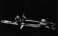 J. J. Johnson trombonist, NYC, 1960's