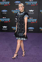 19 April 2017 - Hollywood, California - Pom Klementieff. Premiere Of Disney And Marvel's &quot;Guardians Of The Galaxy Vol. 2&quot; held at the Dolby Theatre. <br /> CAP/ADM<br /> &copy;ADM/Capital Pictures