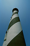 FL: St. Augustine, Florida, lighthouse, 2005 .Image: flstaug202..Photo Copyright: Lee Foster, lee@fostertravel.com, www.fostertravel.com, (510) 549-2202.