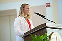 Christa Zehle, M.D. Class of 2016 White Coat Ceremony.